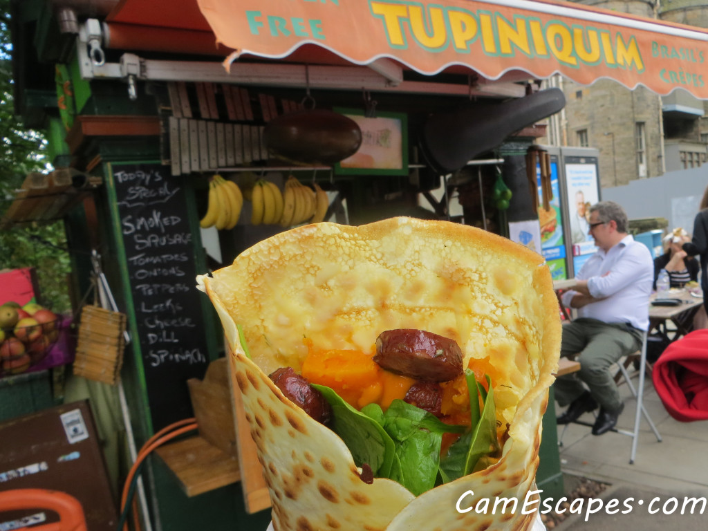 Edinburgh Street Food Tupiniquim