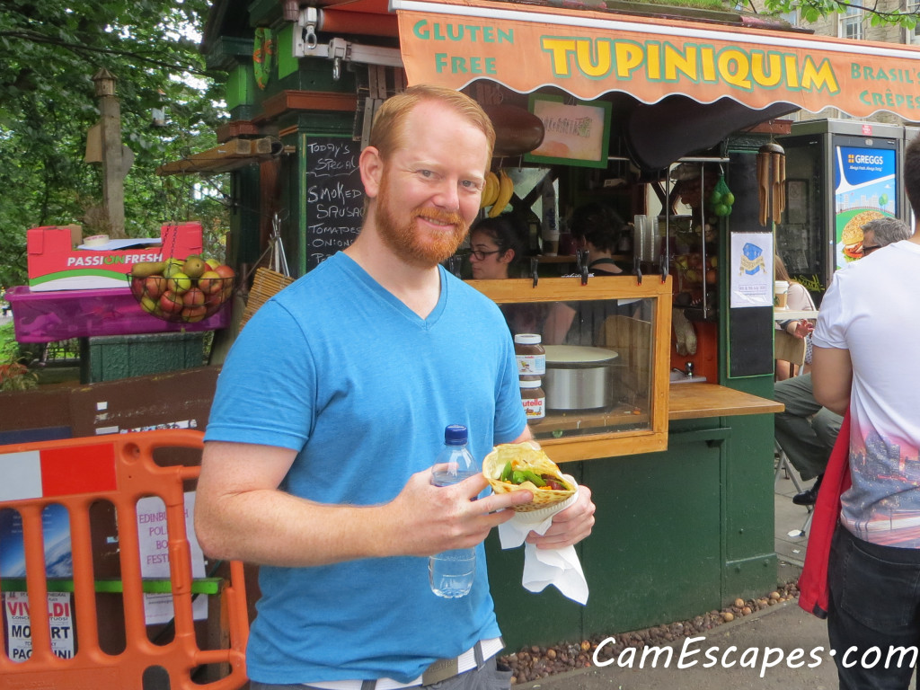 Edinburgh Street Food - CamEscapes