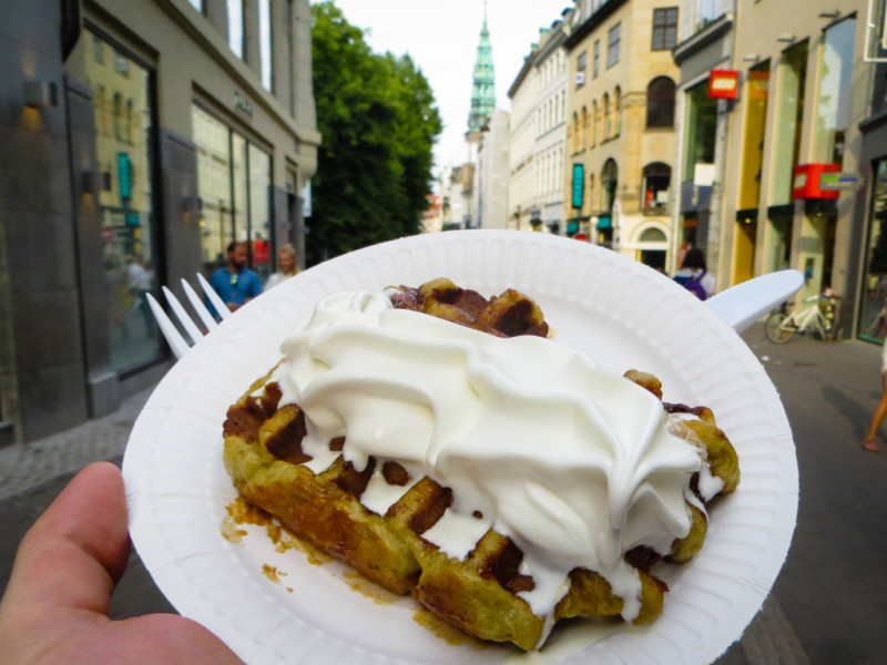 Copenhagen Street Food & Danish Dishes