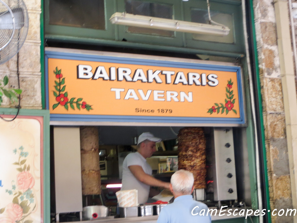 Best gyros in Athens
