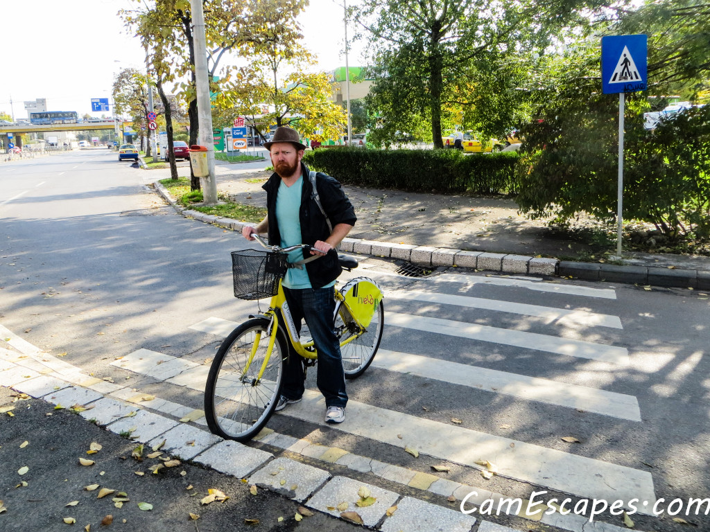 Bucharest Bicycling Tips