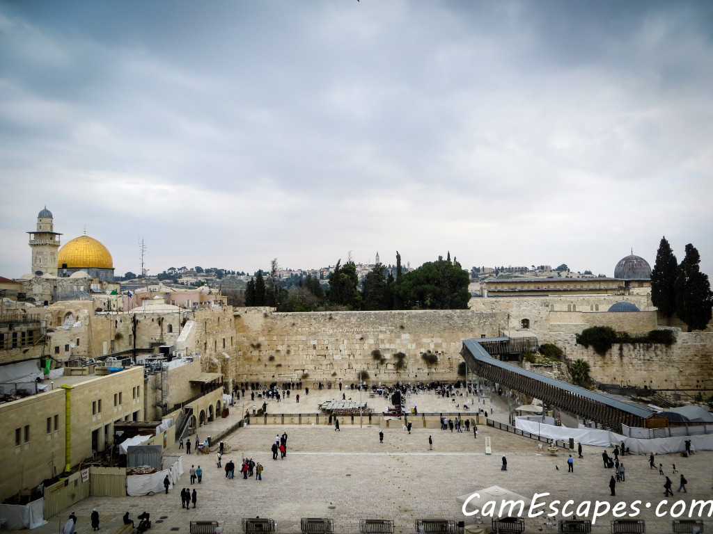 Israel on a Budget: Jerusalem & Mitzpe Ramon