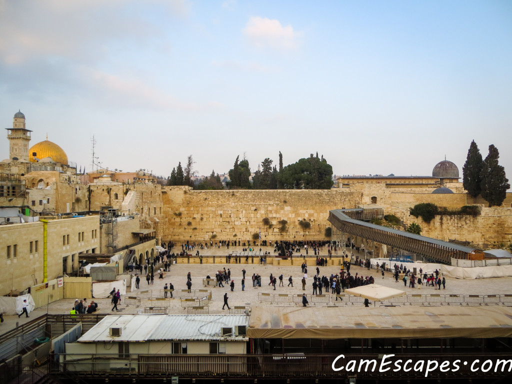 Israel on a Budget: Jerusalem & Mitzpe Ramon - Cam Escapes
