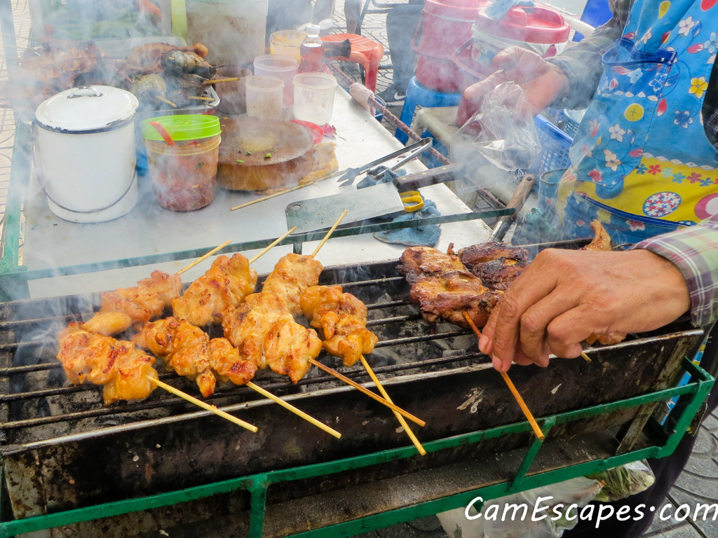 Top 10 Street Foods in Bangkok