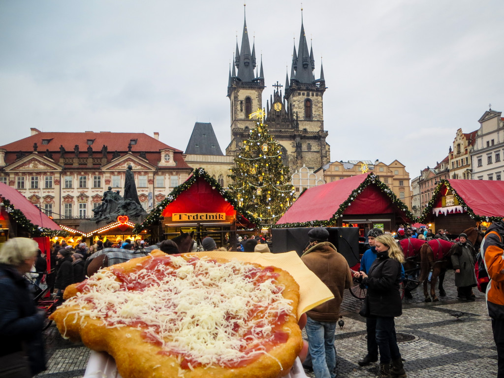 Prague Street Food Favorites